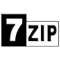 logotip 7zip free